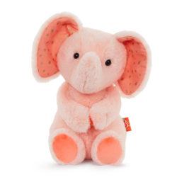 Plush elephant.