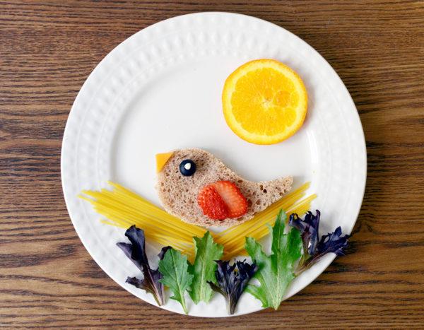 Food bird.
