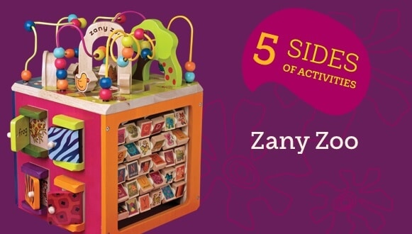 banner zanyzoo