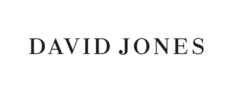 splashpage David Jones logo
