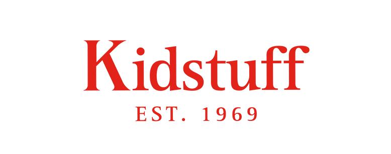 splashpage Kidstuff logo